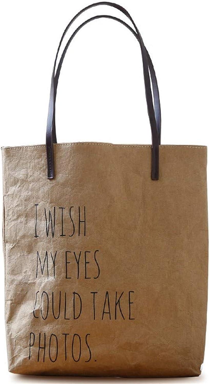 Canvas Bag Female Shoulder Bag Art Art Art Simple Simple wild Lady Shopping Bag Shoulder Bag Canvas Bag B07H4LJ42G  Angemessener Preis 3a05b3