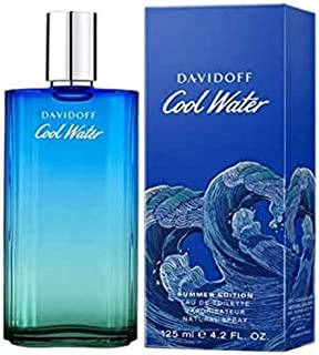Davidoff Cool Water Summer Edition 2019 EDT For Men, 125 ml