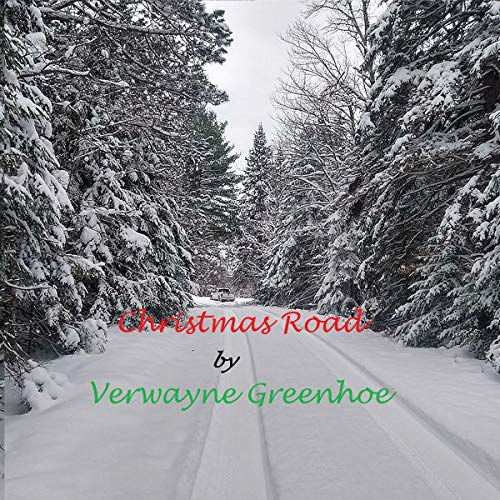 Christmas Road audiobook cover art
