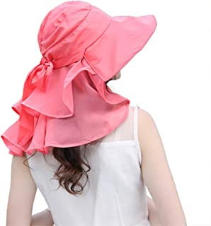 COODIO Summer Women Wide Brim Beach Floppy Ultraviolet-proof Sunscreen Sun Hat for Fashion Jewelry