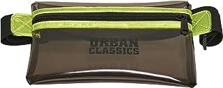 Urban Classics, Sporty Hip Bag Unisex-Adulto, Nero trasparente, Taglia unica