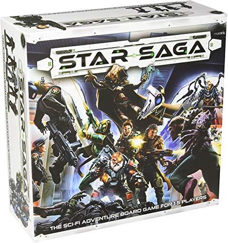 Unbekannt Mantic Games MGSS101Star Saga: The Eiras Contract, Kernsatz