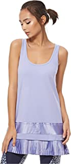 Puma Tank Tops For Women XS, Lavender, Size XS