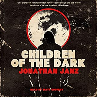 Children of the Dark audiobook cover art