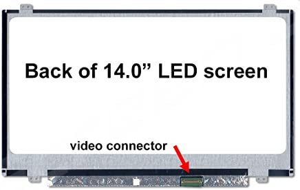 Substitute Replacement LCD Screen Only. Not a Laptop Hp 788474-001 Replacement LAPTOP LCD Screen 15.6 WXGA HD LED DIODE 720549-001 LTN156AT35-301