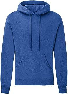 Fruit of the Loom Men's Hooded Pullover Sweatshirt