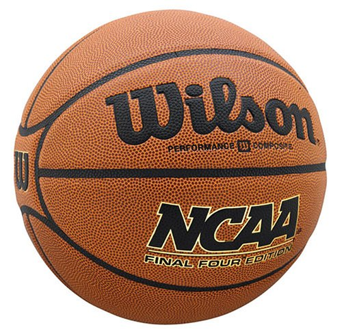Wilson NCAA Final Four Edition Basketball, Intermediate - 28.5'