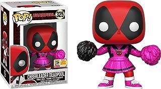 Pop Vinyl Deadpool Cheerleader Pink SDCC Limited Exclusive (Pink)