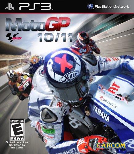 Capcom MOTO GP 10/11, PS3