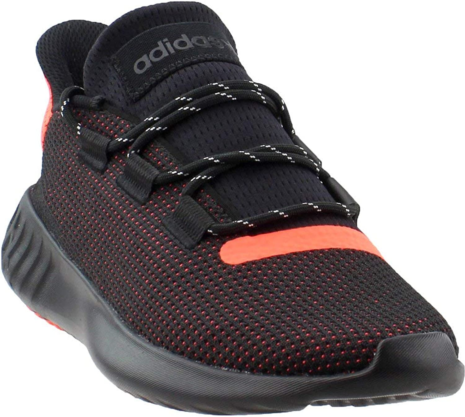 Adidas Mens Tubular Dusk Athletic & Sneakers Black