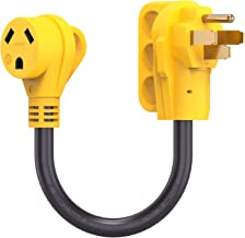 Best 30 amp to 50 amp plug adapter Reviews