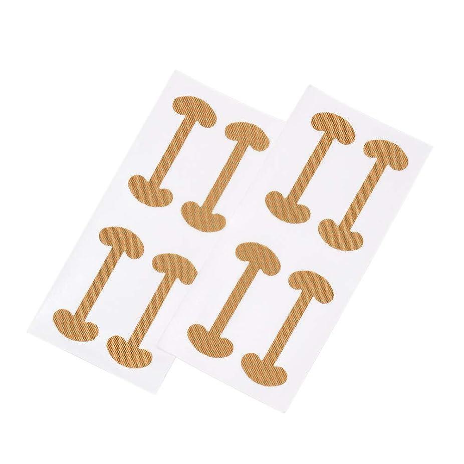 排泄する電話をかける扱いやすいDecdeal 8ピース 巻き爪 ケアテープ まきずめ 矯正 巻きヅメ 矯正 爪の治療 爪の矯正パッチ 爪リフタ