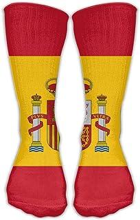 remmber me, Adulto España Bandera Regalos Calcetines Moda Calcetín