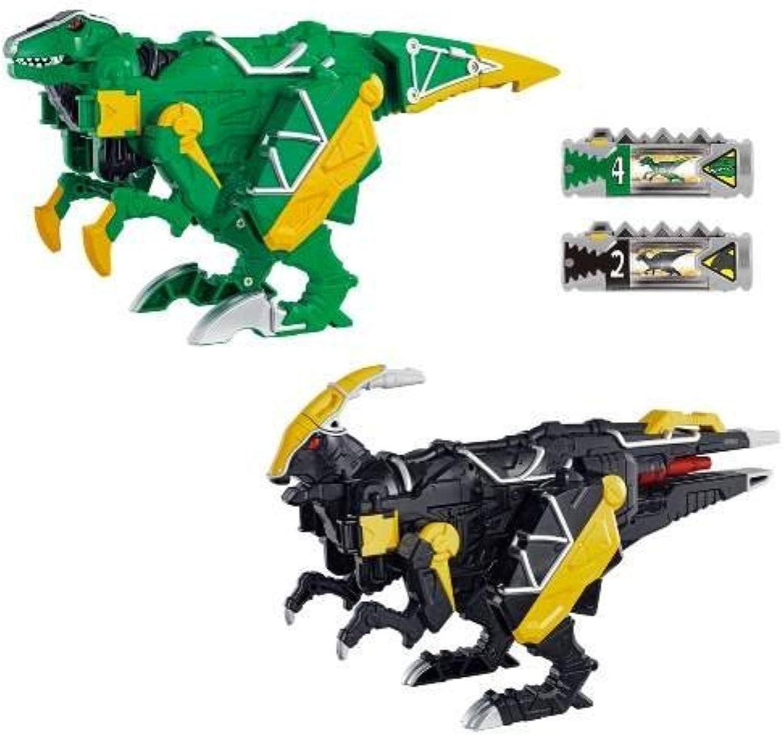 Beast power squadron Kyo Liu jar dragon beast power series 01 & 02 Western Combo Set (japan import)
