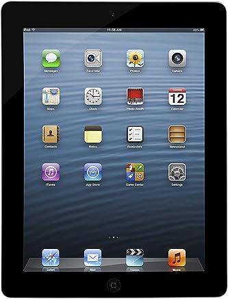 """Apple iPad 3 MD367LL/A 32GB Wifi + 4G Unlocked 9.7"""",Black (Refurbished)"""