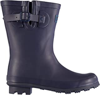 Kangol Kids Tall Childs Wellies Wellingtons Small Heel Buckle Shoes