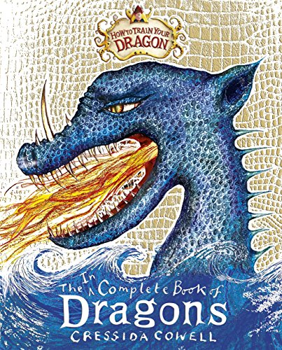 How to Train Your Dragon: Incomplete Book of Dragons (English Edition)
