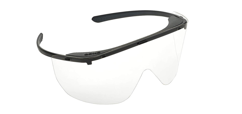 Bollé Safety NINKA, PSONINS010, Mini Kit, protector ocular accesible a todos, protección contra salpicaduras y gotas