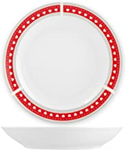 Home porcelain decoration exclusive italian