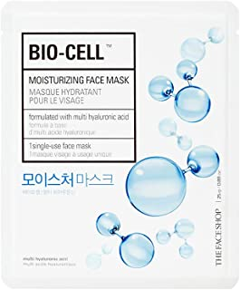 The Face Shop Bio Cell Moisturizing Face Mask, 25g