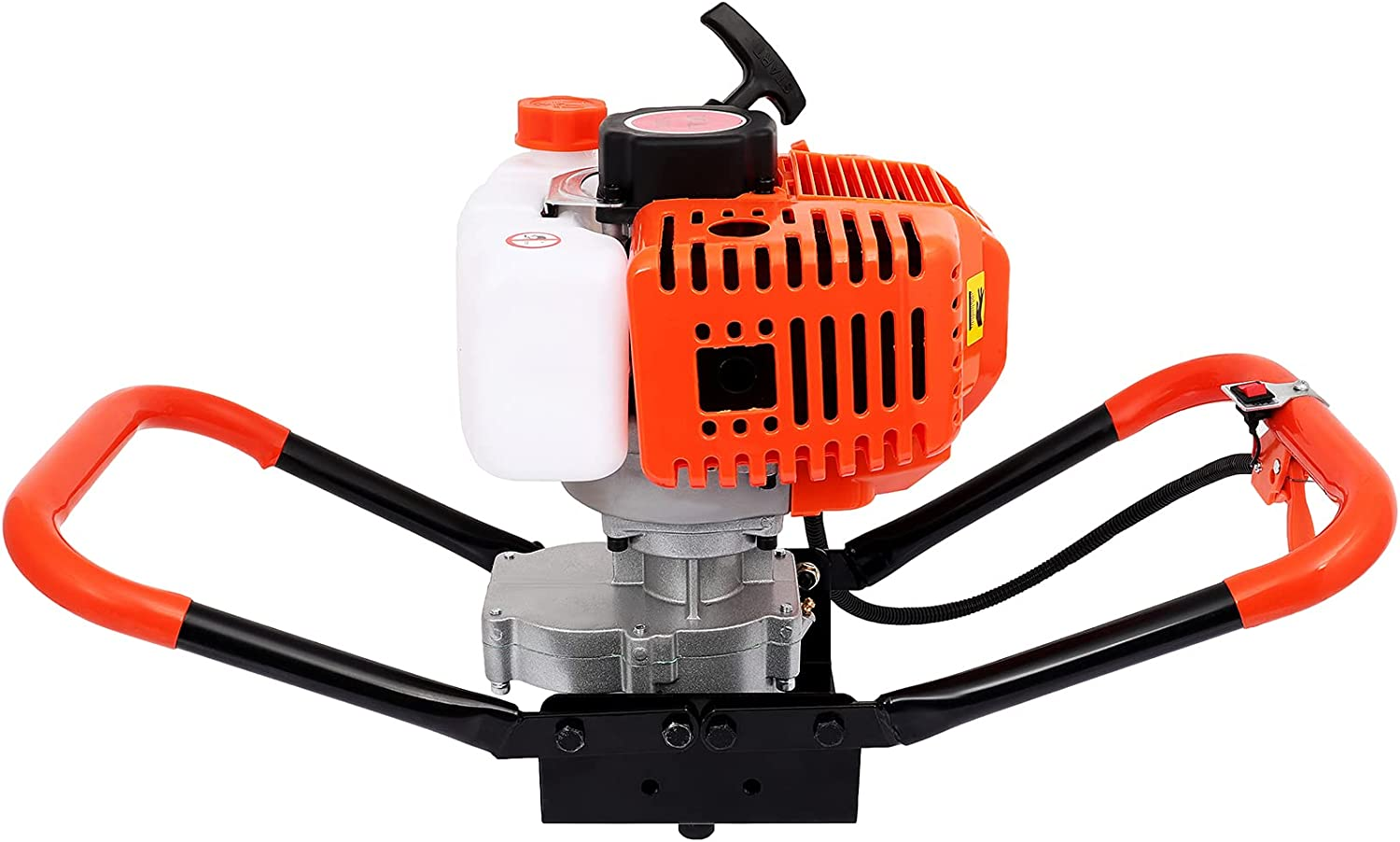 Tolsous 52cc Power Post Hole shopping Ground Digger Eart Drilling Machine Mail order cheap