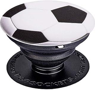 PopSockets Ausziehbarer Sockel und Griff für Smartphones und Tablets   Soccer