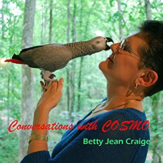 Conversations with Cosmo audiobook cover art