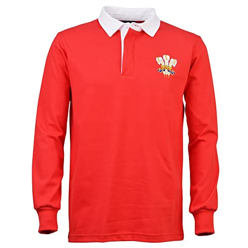 294fc947 Toffs Wales 1976 Vintage Rugby Shirt