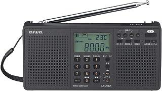 アイワ ワールドバンドラジオ パールブラック