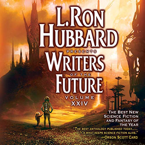 L. Ron Hubbard Presents Writers of the Future, Volume 24 Titelbild
