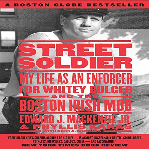 Street Soldier audiobook cover art