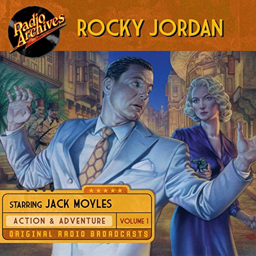 Rocky Jordan, Volume 1 audiobook cover art