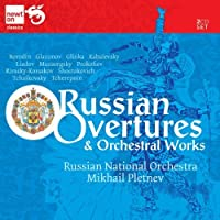 Russian Overtures & Orchestral Works by Mikhail Pletnev (2011-01-25)