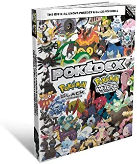 Pokemon Black and Pokemon White Versions Volume 2: The Official Unova Pokedex and Guide of The Pokemon Company on 21 April 2011