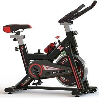 Bicicleta Spinning Profesional,Indoor Cycling LCD Pantalla E