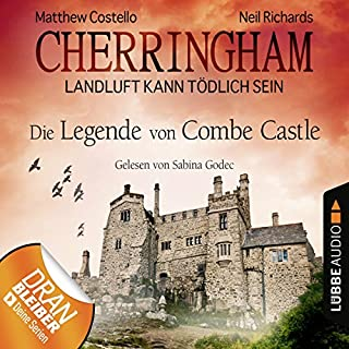 Die Legende von Combe Castle Titelbild