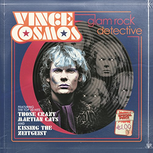 Vince Cosmos: Glam Rock Detective cover art