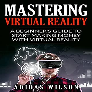 Mastering Virtual Reality cover art
