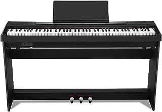Beginner Digital Piano 88 Key Full Size Semi Weighted Keyboa