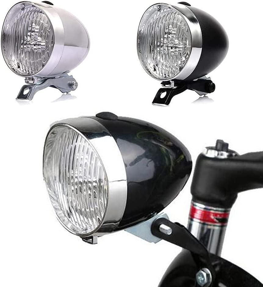 Max 73% OFF GOODKSSOP Bright 3 LED Classical Silver Super beauty product restock quality top Bicyc Cycling Black Cool