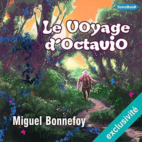 Couverture de Le Voyage d'Octavio