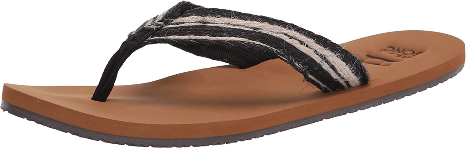 Billabong Women's Baja Selling and selling Flip Flop Max 90% OFF