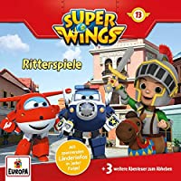 Super Wings 13. Ritterspiele