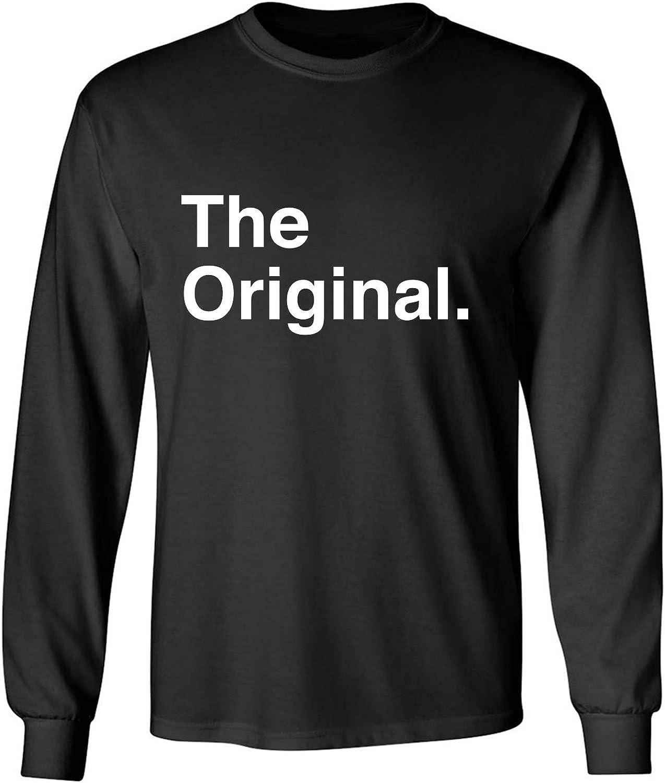 The Original Adult Long Sleeve T-Shirt