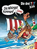 Die drei ??? Kids, Die Wikinger kommen!: Comic - Christian Hector