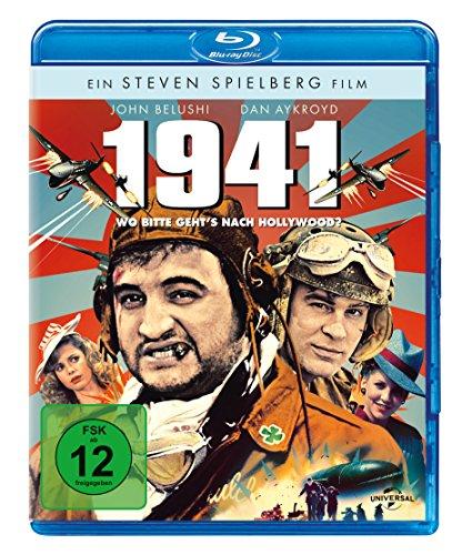 1941 - Wo bitte geht's nach Hollywood [Blu-ray]