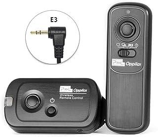 Pixel RW-221/E3 Canon Disipador Remoto Mando Inalámbrico RS-60E3 Para Cámaras Digitales Canon Fujifilm Pentax Samsung Contax Sigma