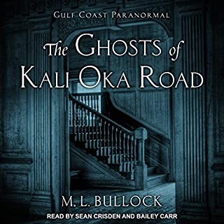 The Ghosts of Kali Oka Road audiobook cover art