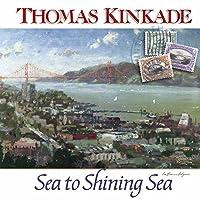 Thomas Kinkade's Sea to Shining Sea (Chasing the Horizon Collection)