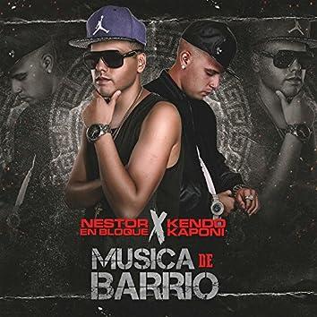 Musica de Barrio
